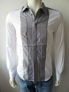 Maison-VanDenVos-Herren-Shirt-Overhemd-Reese-Hemd-Camicia-S-M-L