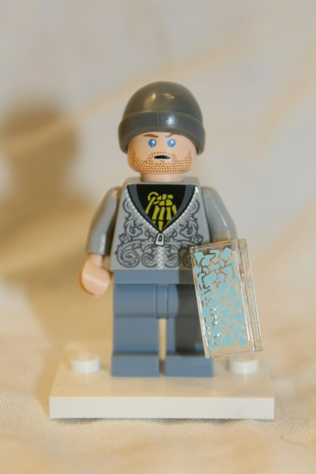 CISCONIAN CISCO CITIZEN BRICK LEGO MINIFIG SOLD OUT