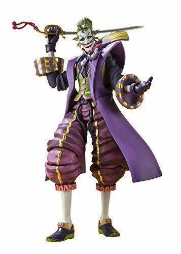 S.H.Figuarts Batman Ninja THE JOKER DEMON KING OF THE SIXTH HEAVEN Figure BANDAI