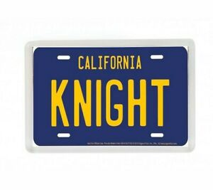 MATRICULA-KITT-KNIGH-RIDER-FRIDGE-MAGNET-IMAN-NEVERA