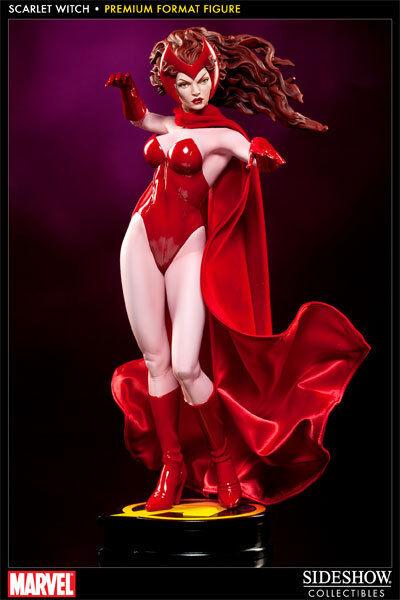 Sideshow - Marvel Premium Format Figure 14 Scarlet Witch