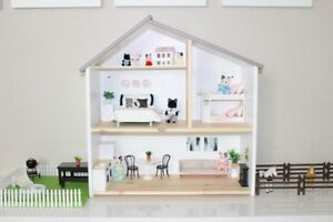 Wooden Doll House Systems From Australia Ebay