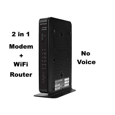 Netgear C6300bd Docsis 3 0 Cable Modem Router Comcast Xfinity Time Warner Cox Ebay