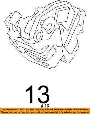 volvo oem 11 15 s60 front door lock actuator motor 31349858 details about volvo oem 11 15 s60 front door lock actuator motor 31349858