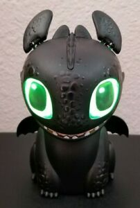 DreamWorks Tested How To Train Your Dragon Toothless Baby Dragon Toy No Egg