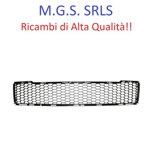 TUV Qualità!! 2007//2015 Griglia Maschera Paraurti anteriore centrale FIAT 500