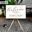Personnalise-Mariage-inscription-bienvenue-Board-Tableau-moderne-marbre-design-A1-A2-A3 miniature 9