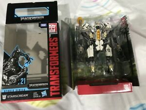 Transformers-Takara-Tomy-Studio-Series-21-Starscream-Forest-Fight-NEW-MIB