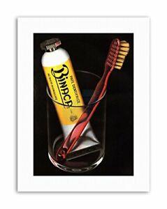 SWITZERLAND-TOOTHPASTE-BINACA-HEALTH-Poster-Vintage-Advertising-Retro-Canvas