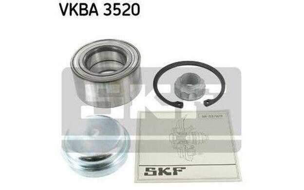 SKF Cojinete de rueda MERCEDES-BENZ CLASE A VANEO VKBA 3520