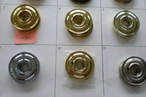 BALDWIN 5048 Rose many differant finishes Privacy /& Passage Brass