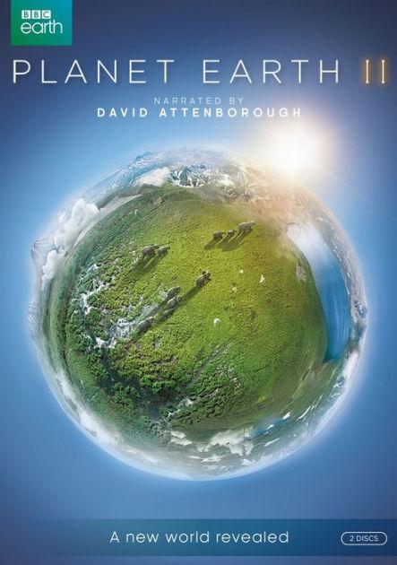 Planet Earth II ( BBC Earth ) -DVD- REGIÓN 1-Sellado