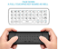 For-Amazon-Fire-Stick-Bluetooth-Remote-Control-with-Keyboard-Fire-TV-replacement thumbnail 4