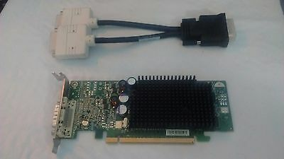 ATI Radeon 256MB PCI-E Graphic Video Card ATI-102A6290500 E-G012-05-2436 0G9184
