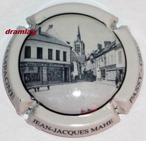 MAHE  Jean jacques collection Fère n°11 Capsule de Champagne