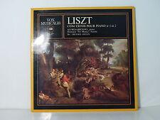LISZT Concertos pour piano n°1 et 2 ALFRED BRENDEL MICHAEL GIELEN 35031