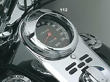 NEW Kuryakyn Rick Doss speedometer trim for Harley-Davidson K112