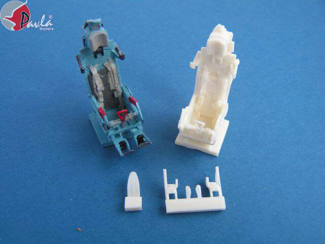 Pavla S72026 1//72 Resin Ejection seat Sk-1 for Mikoyan MiG-21F13//PF