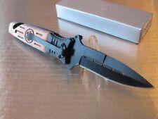 EMT Rescue Stiletto Assisted Open Tactical Folding Pocket Knife PK 846EM NEW