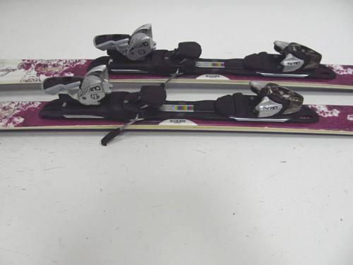 Ski Tecno Pro Safine mit mit mit Bindung, (Z-Wert-11) 162cm (DD345) | Verbraucher zuerst  5d84af