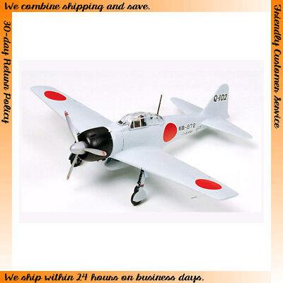 Tamiya Model kit 1/48 Mitsubishi A6M3 Type 32 Zero Fighter Kit