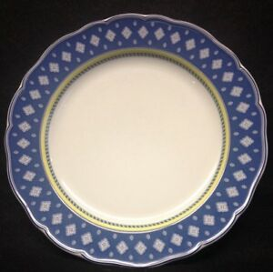 Wedgwood-Tuscany-Collection-Mediterranean-Dinner-Plate-10-1-2-034-EUC