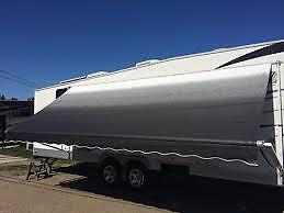 American Motorhome RV 5th Wheel 16ft Dometic 8500 Complete ...