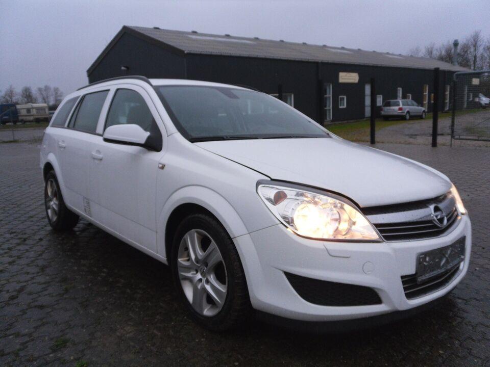 Opel Vectra 1,9 CDTi 120 Elegance Wagon Van Diesel modelår