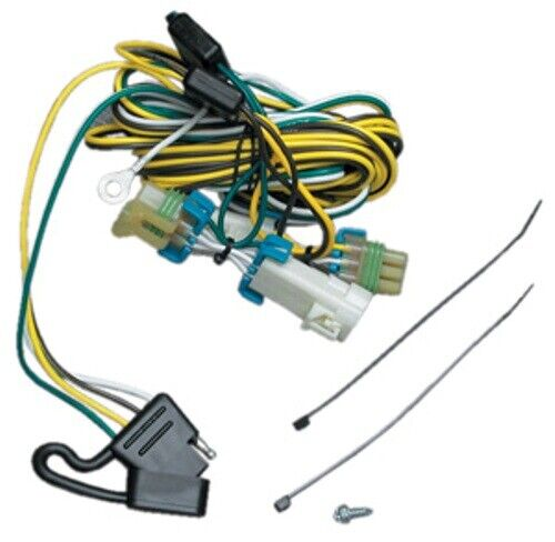 Trailer Hitch Wiring Harness For Buick Rendezvous 2002