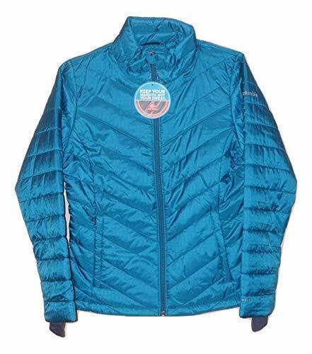 c7a15f73d NWT Columbia Women's Morning Light II Insulated Omni-Heat Jacket