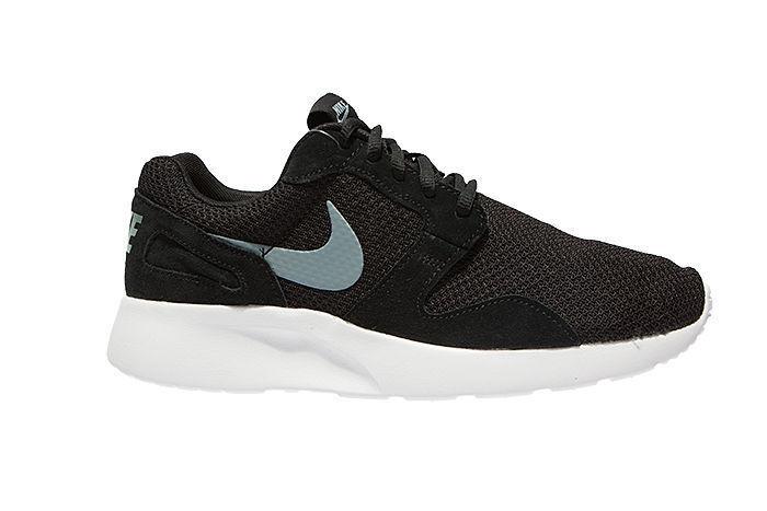 Nike 654473-001 Mens Kaishi Run Shoes Black Grey DRS Dual Ride System