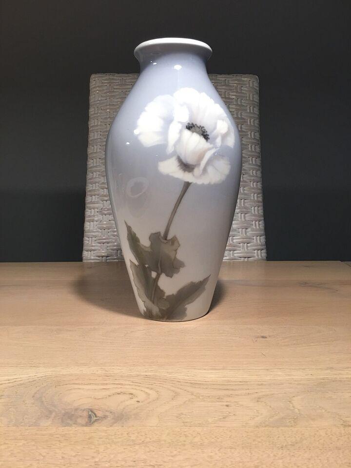 Porcelæn, Vase, Royal Copenhagen