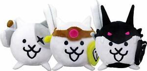 Plush Cat Ninja Nyanko War