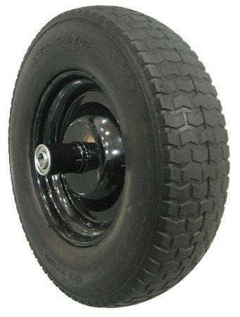 Wheelbarrow Tire Tire Tire Knobby 14-1 2 In. Dia. WESTWARD 10G170 cde447