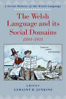 Welsh Language and Its Social Domains: A Social History of the Welsh Language by University of Wales Press (Paperback, 2000)