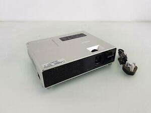 Hitachi VGA Projector CPX2WF 332 Lamp Hours