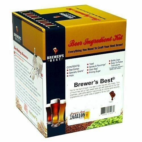 PORTER Brewer/'s Best 1 GALLON Homebrew Beer Ingredient Kit
