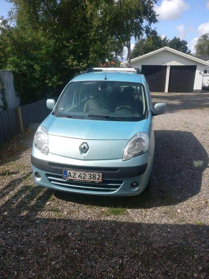 Renault Kangoo, 1,5 dCi 85 Expression, Diesel