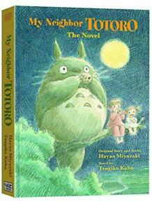 My-Neighbor-Totoro-The-Novel-by-Hayao-Miyazaki-NEW-Book-FREE-amp-FAST-Delivery