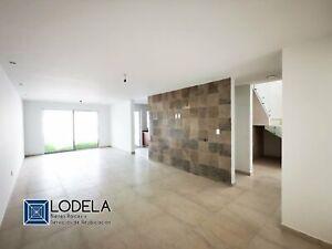 VENTA Casa nueva de 3 recámaras con baño cada una, en privada San Angel IV, SLP