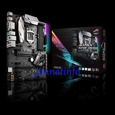 Asus STRIX-B250F Gaming motherboard ATX/LGA1151/DDR4/USB 3.1
