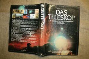 Fachbuch Entwicklungsgeschichte Teleskop, Spektroskop, Fernrohr, 1981