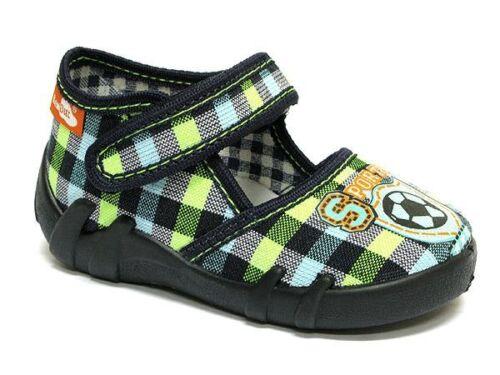 Pantofole giovani renbut Pantofole per Bambini Tg 19-27 CALCIO A QUADRI
