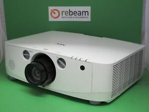 Nec-PA600X-Beamer-6000-Ansi-HD-Tv-VGA-4-3-LCD-Projecteur-ID13609