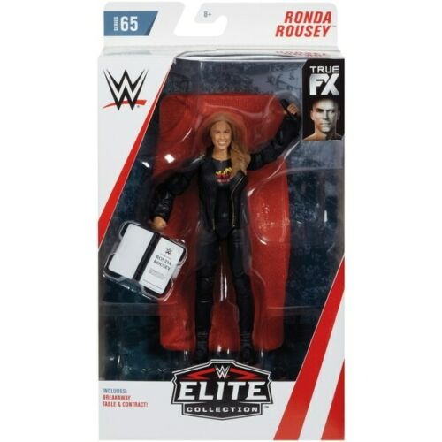 WWE RONDA ROUSEY FX TABLE ACCESSORIES MATTEL ELITE SERIES 65 WRESTLING FIGURE