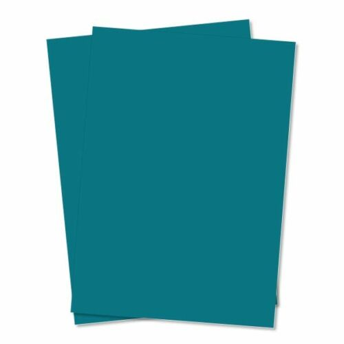 Creative Expressions Foundation Card Teal A4 220gsm Pack of 25