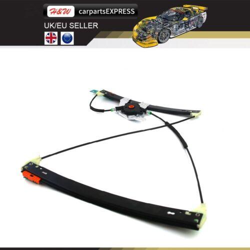 97-05 Audi A6 S6 COMPLETO Elettrico Finestra Regolatore Anteriore Destro
