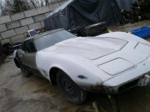 1976 C3 Corvette