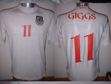 Wales Kappa Shirt Jersey Ryan Giggs Adult XXL Soccer Football Manchester United