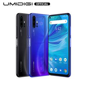"UMIDIGI F2 Android 10 6GB+128GB Smartphone 6.53"" 5150mAh NFC 2SIM téléphone 2SIM"